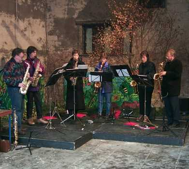 The Sax Section